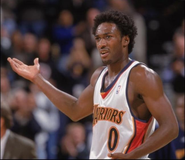 NBA球衣号码不为人知的故事:第一PF是詹皇迷弟
