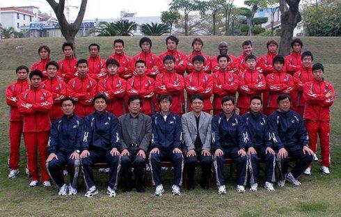 △2006赛季厦门蓝狮全家福
