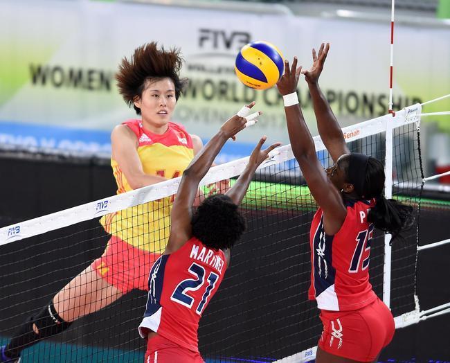 3分!U23中国女排屡创得分新低 新规对欧美更有利