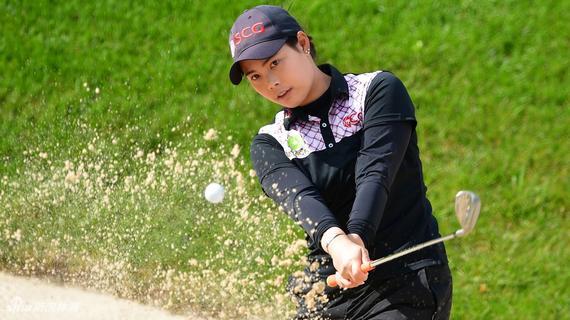 莫莉娅依云赛第二轮集锦