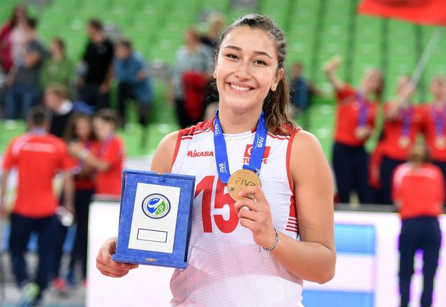 U23女排世锦赛中国4