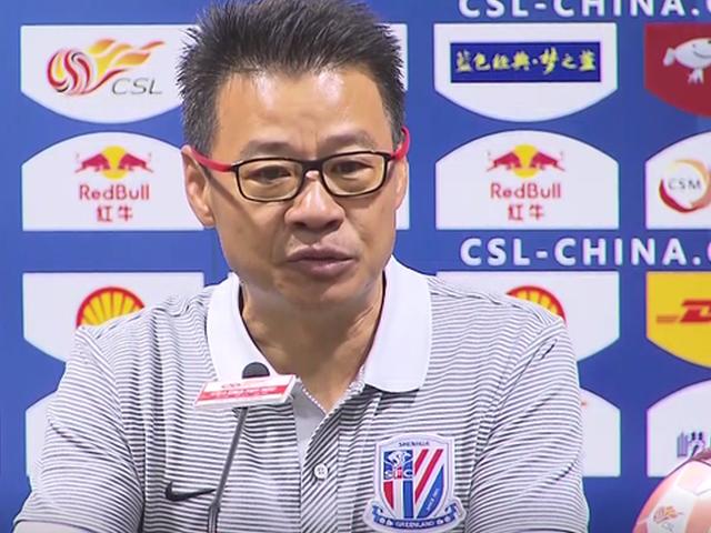 吴金贵:争取不是全华班出战 已找很多球员谈话
