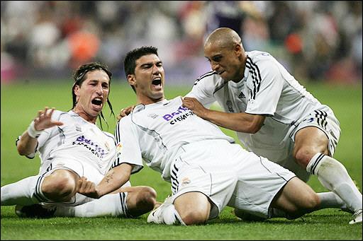 皇马2006-07赛季凭借相互战绩压过巴萨夺冠