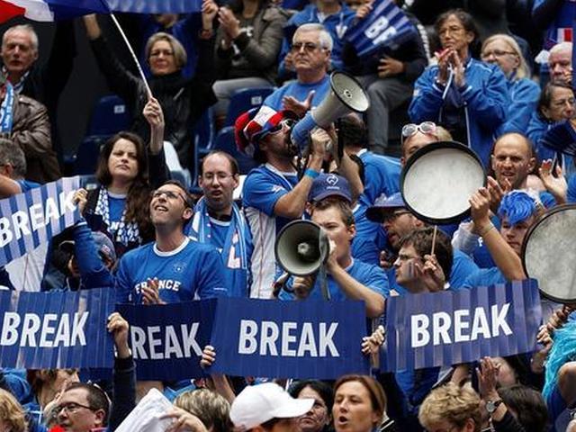 视频-戴维斯杯半决赛:法国比利时成功会师决赛