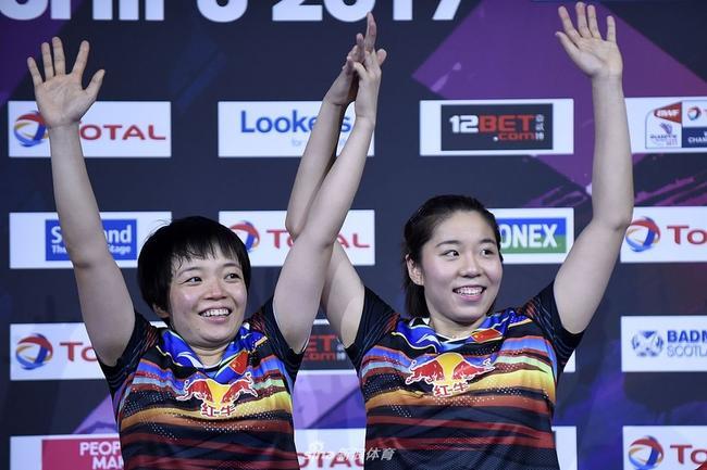 国羽女双释放积极信号 东京奥运有望重现辉煌