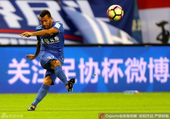 一赛季进3球的外援 好意思吐槽中国足球水平低?
