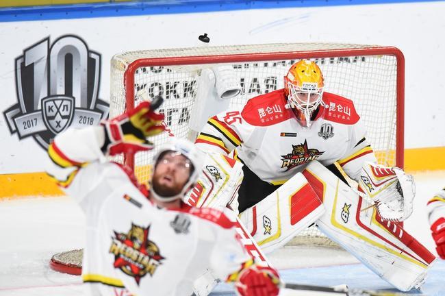 KHL昆仑鸿星险些三度创造奇迹 遗憾遭遇两连败