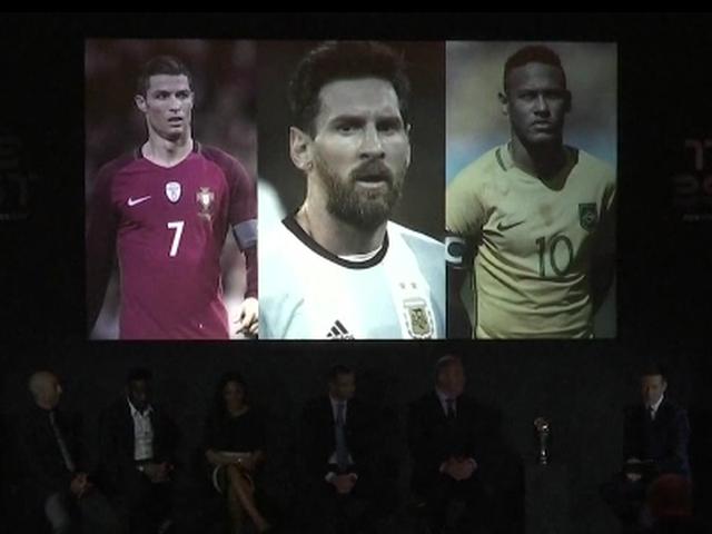 世界足球先生终极候选出炉