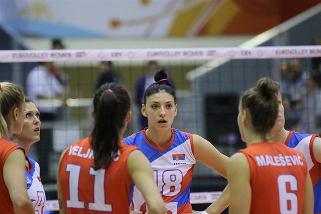 女排欧锦赛塞意全胜直接晋级八强 荷兰战1/8决赛