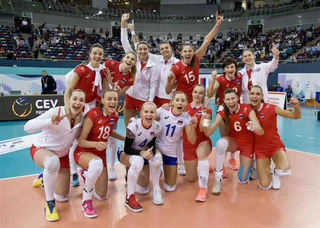女排欧锦赛阿意俄塞进8强 荷兰土耳其战附加赛