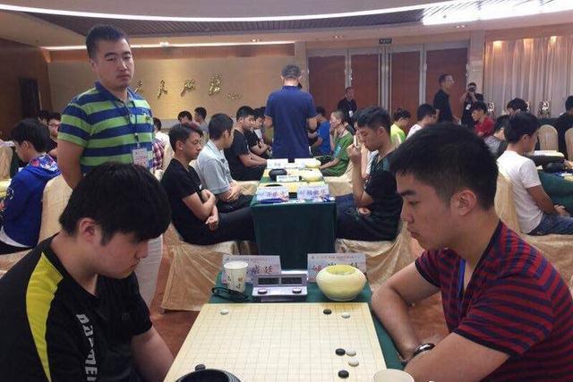 全国围棋个人赛落幕 韩一洲高星分获男女组冠军