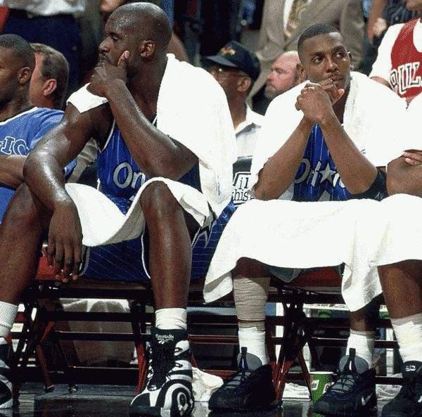 NBA历史11大裂穴组合:OK必上榜 乔丹也曾吃亏