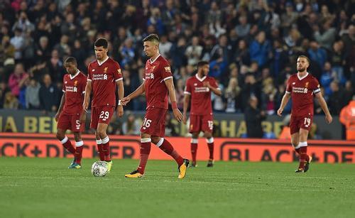 被莱斯特城淘汰,利物浦丢尽颜面