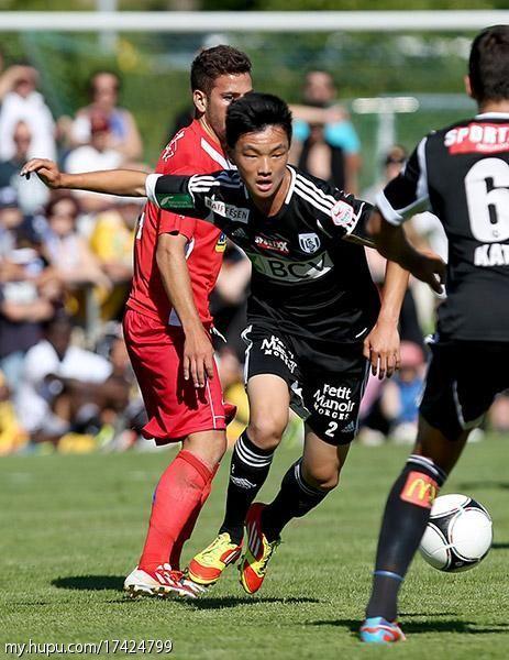 瑞士男孩的中国足球梦 他愿放弃国籍为国足出战