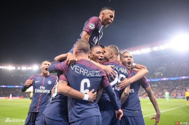 大巴黎新赛季展现出强大的实力