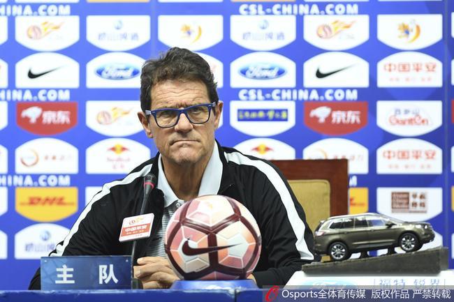 卡佩罗:满意队员求胜欲 祝卡纳瓦罗成伟大教练