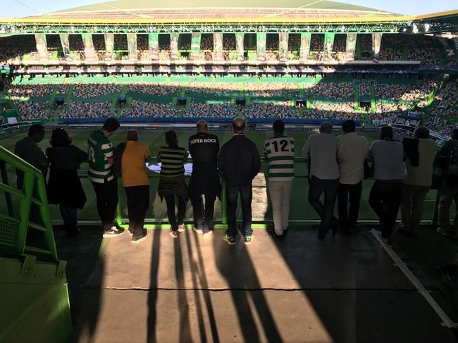 葡萄牙体育主场