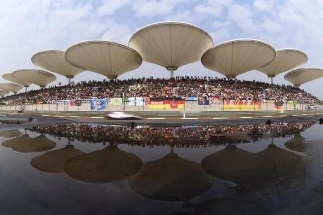 F1中国大奖赛完成续约