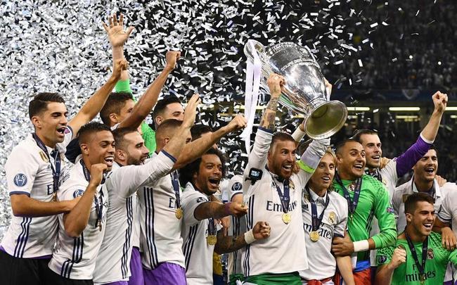 皇马近4年3夺欧冠创历史