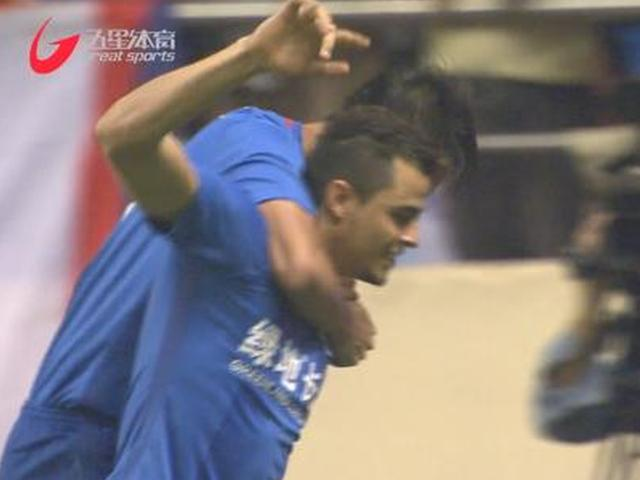 视频-休赛期申花与绿城展开热身赛 莫雷诺回国家队报到