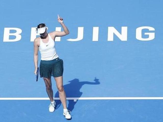 视频-中网女单莎娃三盘苦战获胜 下轮将战哈勒普