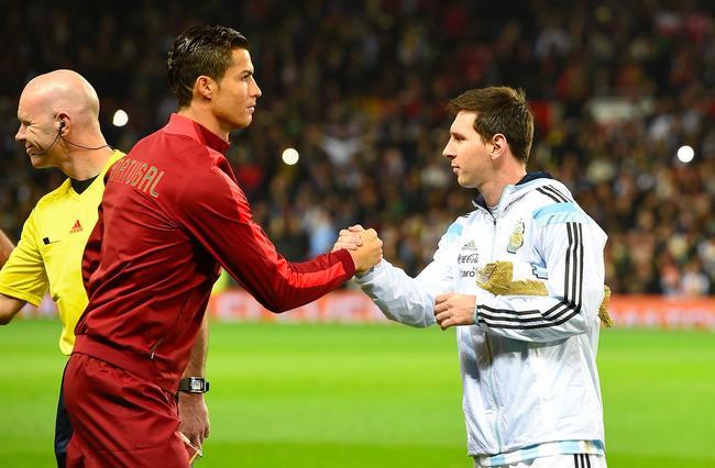 世界杯也是C羅和梅西對抗的舞台