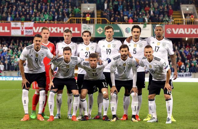 德国首发11人