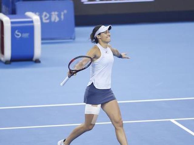 视频集锦-中网半决赛加西亚力克科娃 决赛将战哈勒普