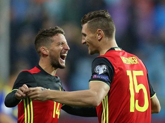 比利时4-3险胜波黑