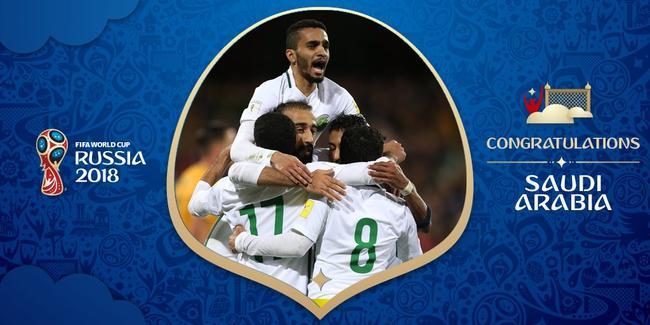 沙特重回世界杯舞台