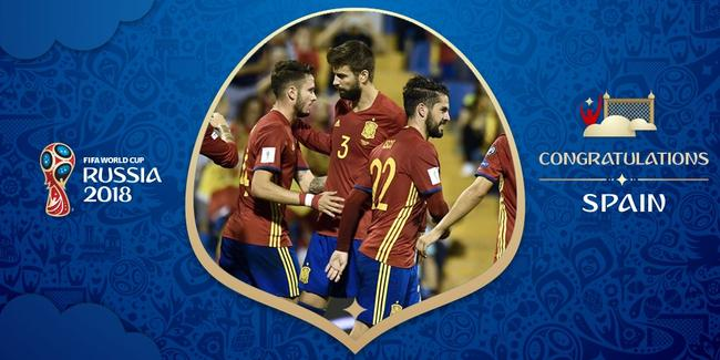 西班牙成功晋级