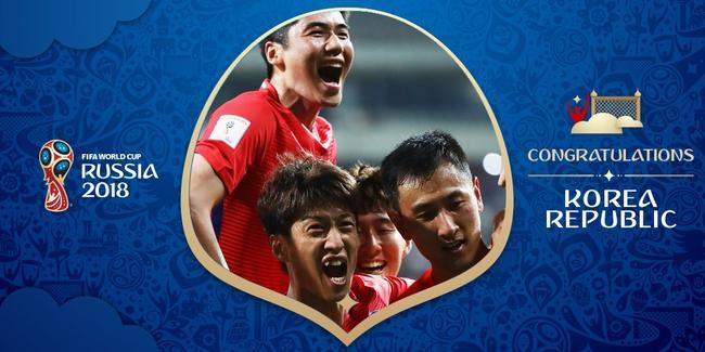 韩国队最终晋级