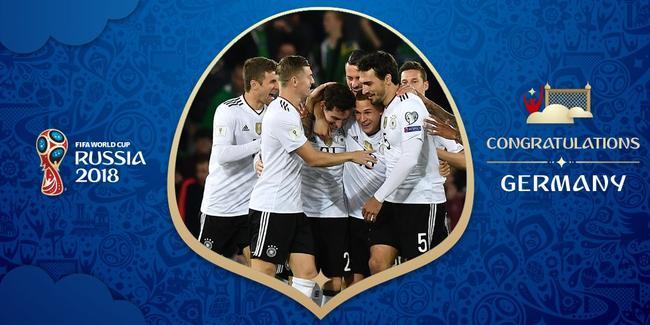 卫冕冠军德国队