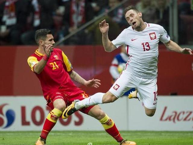 波兰击退黑山晋级世界杯