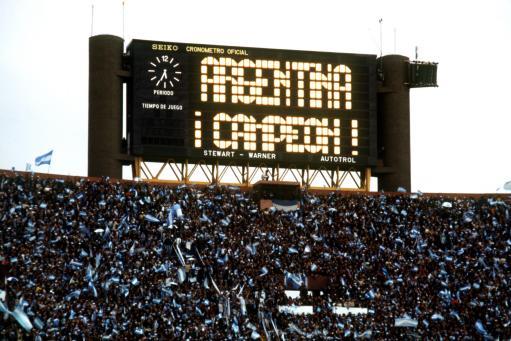 1978阿根廷世界杯留下争议