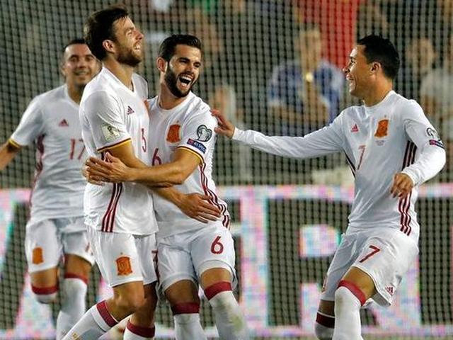 皇马旧将世界波西班牙1-0