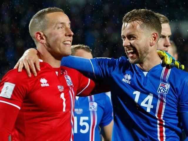 冰岛首进世界杯威尔士出局