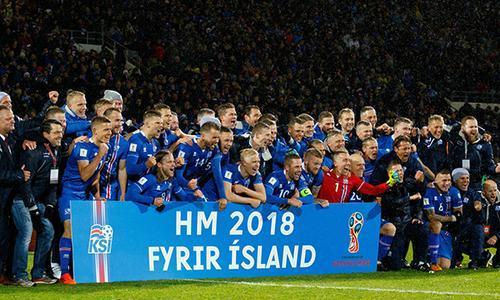 冰岛进世界杯却扎了中国球迷心 奇迹我们能学么?