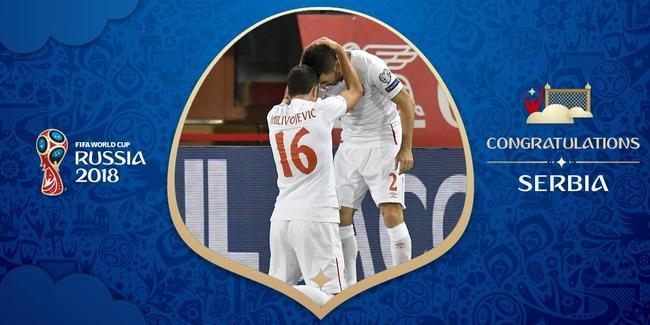 塞尔维亚重回世界杯