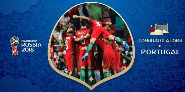 葡萄牙末战翻盘晋级