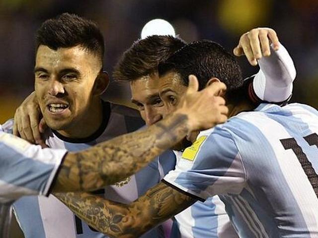 阿根廷3-1逆转进世界杯