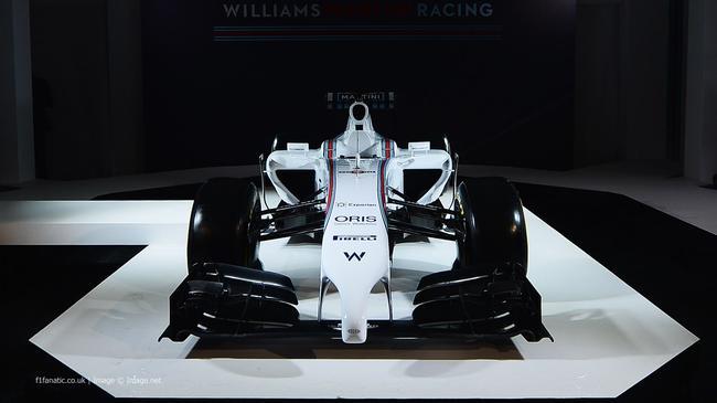 2014款威廉姆斯FW36