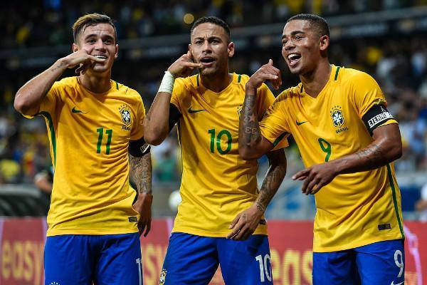世界杯最强七柄三叉戟:巴西力压阿根廷登顶