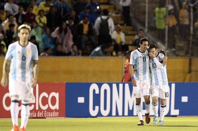 世预赛火力榜:巴西德国最残暴 阿根廷火力最弱