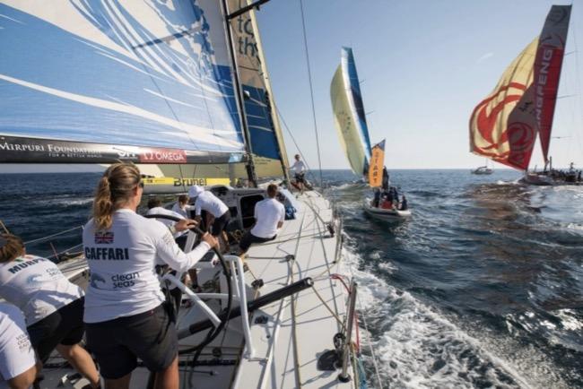 新浪体育获沃尔沃环球帆船赛全平台转播权