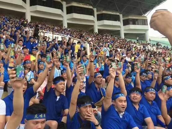广西足球崛起:桂超堪称中国奇迹 建全国最大冬训基地