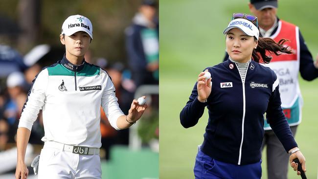 朴城炫与柳萧然将展开球后竞逐大战