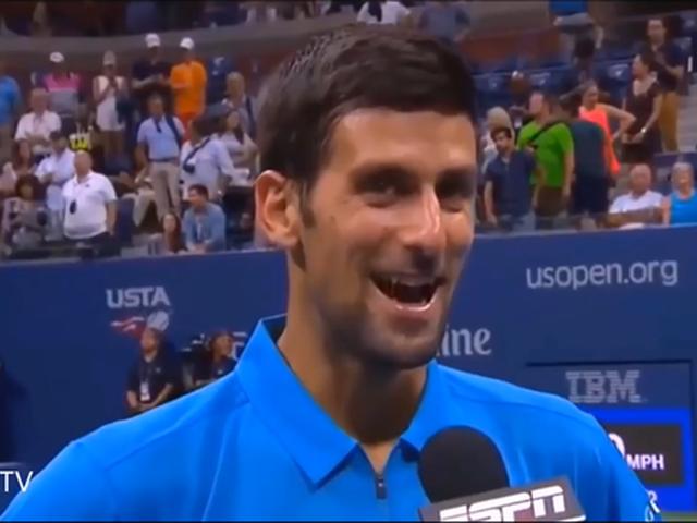 网球搞笑集锦