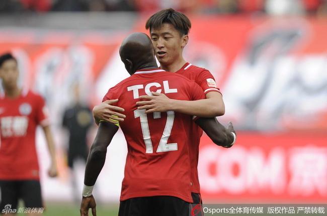 鲁媒称杨旭确定无缘战鲁能 本人:争取后两轮能踢