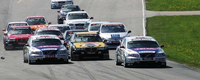 基于FIA S2000规则的沃尔沃S60赛车(2003)